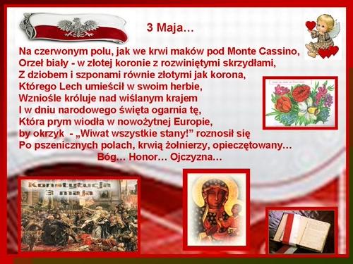 3 Maj Stowarzyszenie Przyjaciół Skały Skalaniepl
