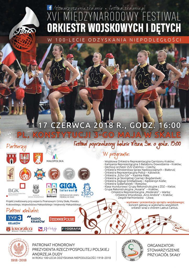 XVI Międzynarodowy Festiwal Orkiestr Wojskowych i Dętych